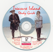 Treasure Island Study Guide on CDROM   -