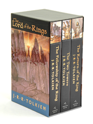The Lord of the Rings, Young Adult Boxed Set   -              By: J.R.R. Tolkien