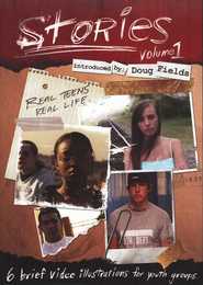 Stories Vol. 1 - Sex, Betrayal, Sharing Faith DVD  -