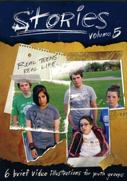 Stories Vol. 5 - Rebellion, Settling, Life's Unfair DVD  -