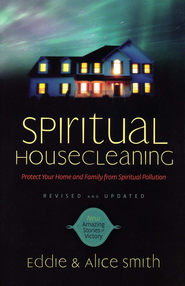 Spiritual Housecleaning, Revised and updated - Slightly Imperfect  -