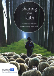 Sharing Your Faith DVD  -
