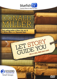 Let Story Guide You DVD  -     By: Donald Miller