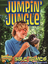 Jumpin' Jungle Bible Games  -