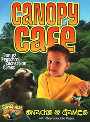 Canopy Cafe Snacks & Games  -