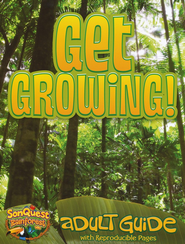 Get Growing!, SonQuest Adult Guide  -
