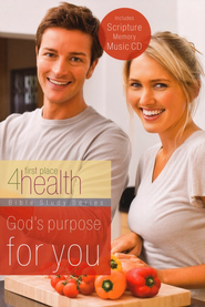 God's Purpose for You: First Place 4 Health Bible Study - Slightly Imperfect  -