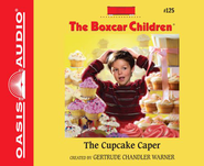 The Cupcake Caper Unabridged Audiobook on CD  -              By: Gertrude Chandler Warner