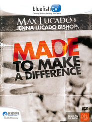 Made to Make a Difference DVD Curriculum for Youth  -              By: Max Lucado