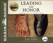 Leading With Honor: Leadership Lessons from the Hanoi Hilton Unabridged Audiobook on CD  -              By: Lee Ellis