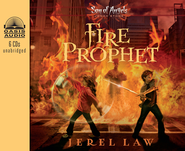 Fire Prophet - unabridged audiobook on CD  -              By: Jerel Law