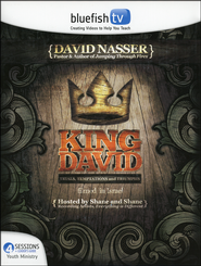 King David DVD Youth Ministry Kit  -              By: David Nasser
