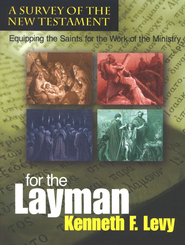 A Survey of the New Testament - Workbook Only   -     By: Kenneth Levy