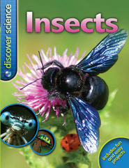 Discover Science: Insects   -              By: Barbara Taylor