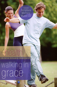 Walking in Grace, Bible Study & Scripture Memory CD   -     By: First Place 4 Health