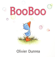 BooBoo, Board Book   -     By: Olivier Dunrea