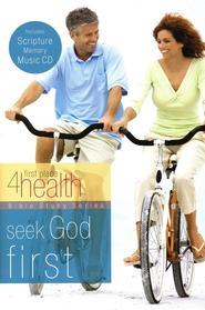 Seek God First, Bible Study & Scripture Memory CD   -