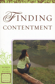 Finding Contentment  -     By: Sharon Steele