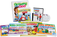 Growing with God--Preschool Ministry Program   -