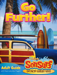 Go Further! SonSurf VBS 2011, Adult Guide   -