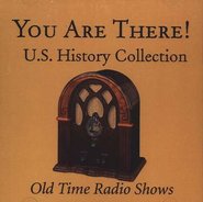 You Are There! U.S. History Collection MP3 CD                        -