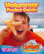 SonSurf Volunteer Pocket Guide, Package of 10  -
