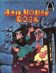 Jailhouse Rock: Acts 16:22-40 for Children Arch Book Series  -     By: Glynis Belec, Ed Koehler