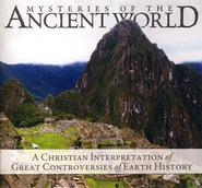 Mysteries of the Ancient World Audio CDs   -     By: Doug Phillips