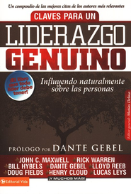 Claves para un liderazgo genuino, Keys to Genuine Leadership  -              By: Bob Sorge