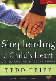 Shepherding a Child's Heart, DVD   -     By: Tedd Tripp