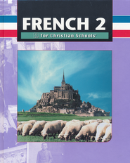 BJU French 2 Student Text    -