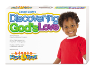 Little KidsTime: Discovering God's Love Kit   -     By: Gospel Light