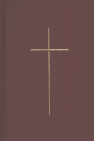 The 1928 Book of Common Prayer, Hardcover, Burgundy KJV style language  -