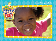 VBS 2013 Everywhere Fun Fair: Where God's World Comes Together - Preschool/Kindergarten Student Book  -