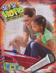 VBS 2013 Hip-Hop Hope: Jesus Makes Me Glad! - Arts & Crafts Leader  -