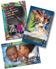 VBS 2013 Hip-Hop Hope: Jesus Makes Me Glad! - Decorating & Publicity Poster Pak  -