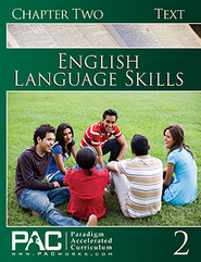 PAC English 1: Language Skills Student Text, Chapter 2   -