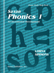 Saxon Phonics 1, Teaching Tools   -