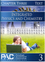 Integrated Physics and Chemistry Student Text, Chapter 3   -