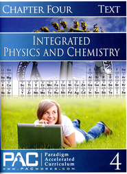Inegrated Physics and Chemistry Student Text, Chapter 4   -