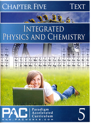 Integrated Physics & Chemistry Student Text, Chapter 5   -