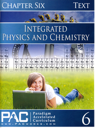Integrated Physics & Chemistry Student Text, Chapter 6   -