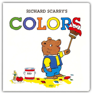 Richard Scarry's Colors  -     By: Richard Scarry
