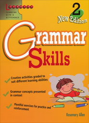 Grammar Skills 2, 2nd Edition   -