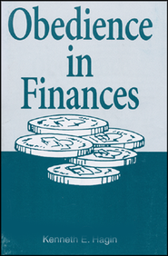 Obedience in Finances  -     By: Kenneth E. Hagin