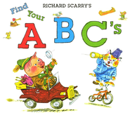Richard Scarry's Find Your ABC's  -              By: Richard Scarry