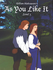 As You Like It - Easy Reading   -     By: William Shakespeare
