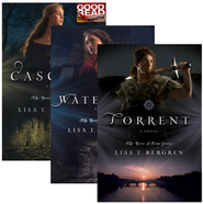 The River of Times Series, Volumes 1-3  -     By: Lisa T. Bergren
