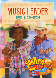 SonWest Roundup: Music Leader DVD-ROM and CD-ROM  -