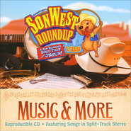 SonWest Roundup: Music & More CD  -